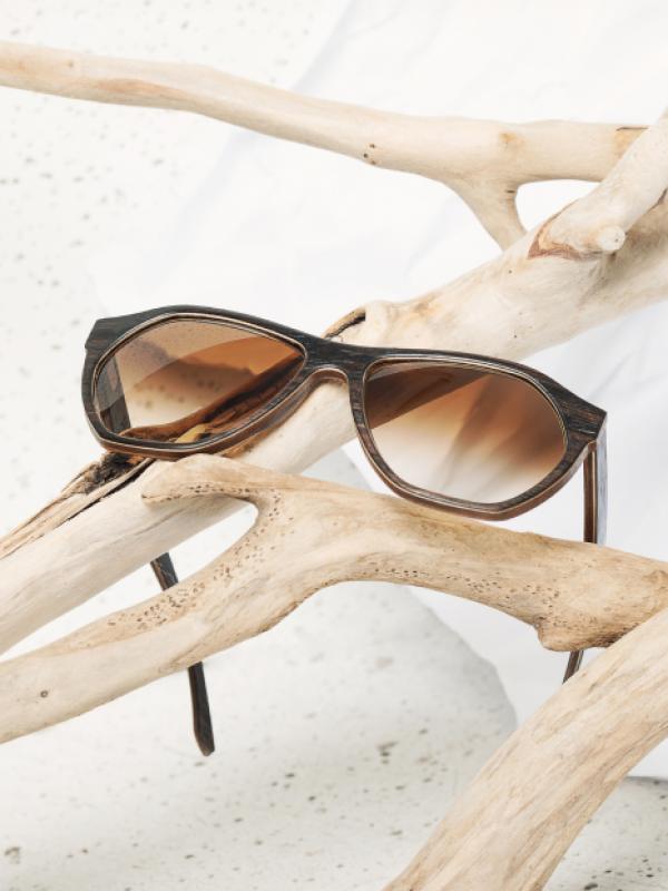 Wooden Men Sunglasses