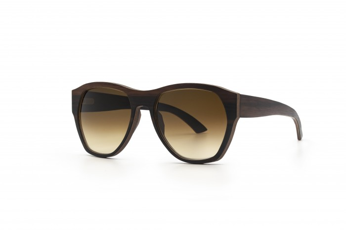 URIEL Wooden Sunglasses
