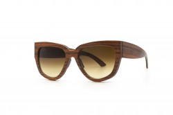 Holy Kitty uniques wooden sunglasses Wooden Sunglasses