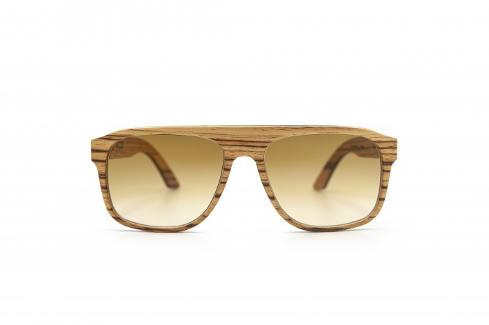 IAPETUS Wooden Sunglasses