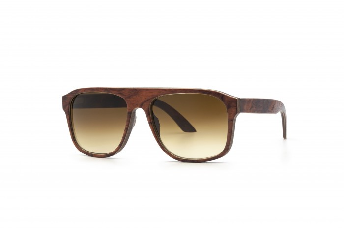 IAPETUS Wooden Sunglasses