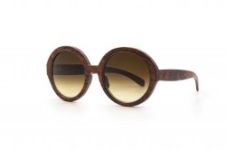 Holly O Bubinga Sunglasses Wooden Sunglasses