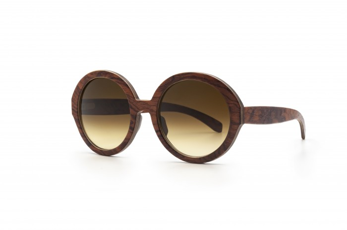 HOLY O Wooden Sunglasses