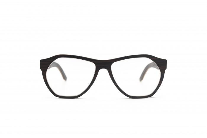 GABRIEL RX Wooden Sunglasses