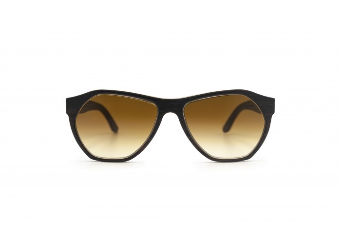 GABRIEL Wooden Sunglasses