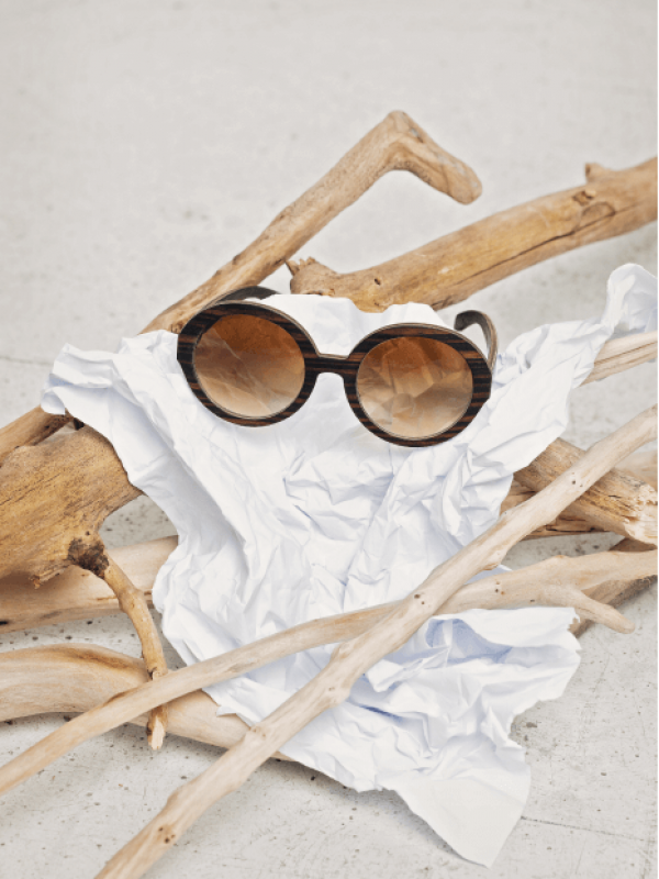 Wooden Woman Sunglasses